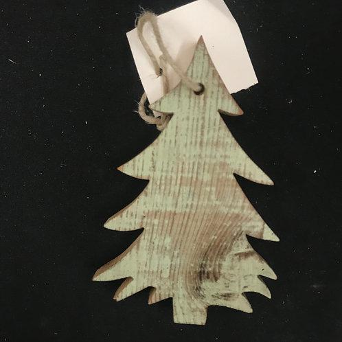 Vintage wood Tree