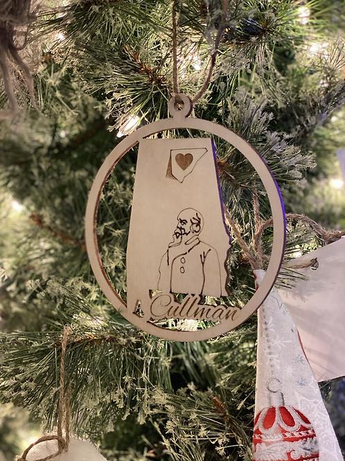 Cullman ornament