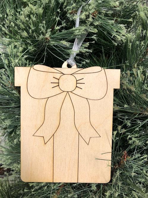 Present Gift Card Holder