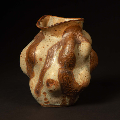 Lumpy Vase 2 by David Provan