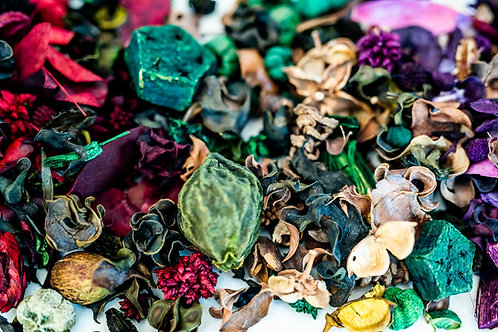 LIMA SCENTED POTPOURRI | choose your scent | 9oz