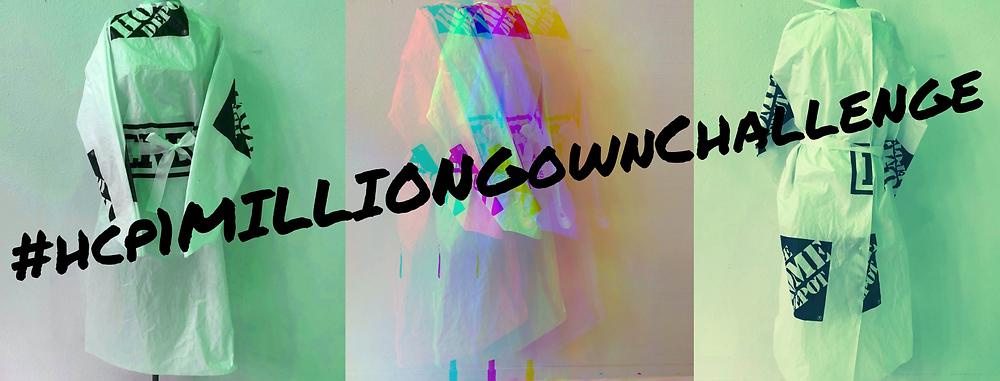 #HCP1MillionGownChallenge