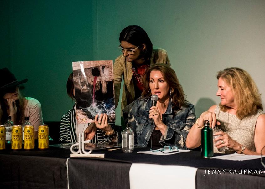 Tracy Martin on Sustainable panel