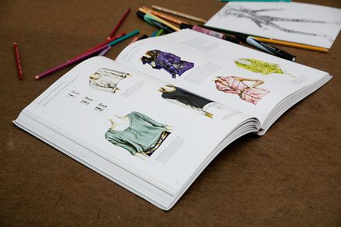 Fashion Illustration Book: Colors For Fashion