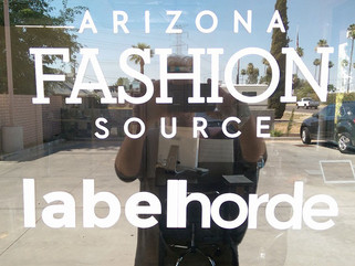 The Home of AZ Fashion is Open for Business!