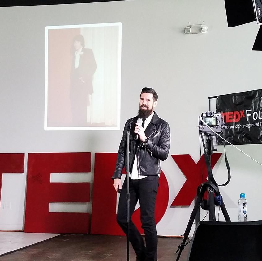 Ted Talk Dustin