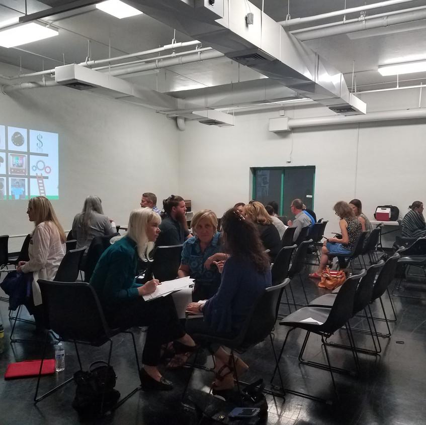 Classroom seminar
