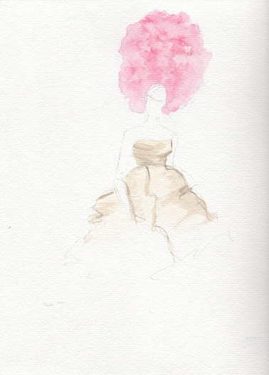 juicy couture water color