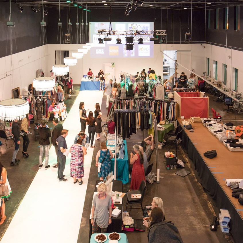 Above and Beyond Eco Trunk Show