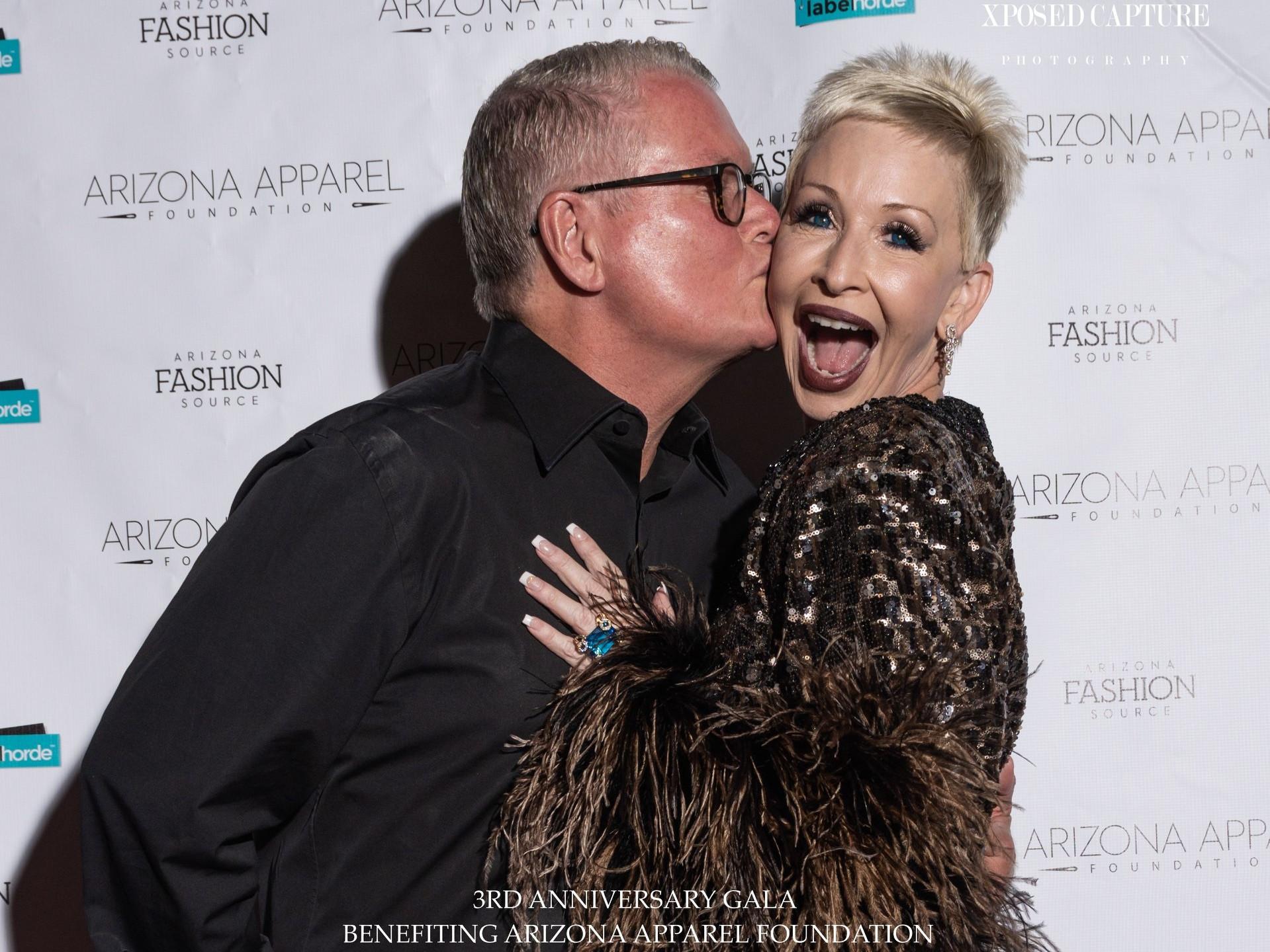 Bert and Camerone kiss
