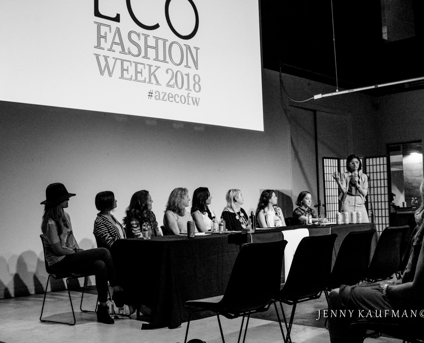 Sustainable Fashion Panel Discussion