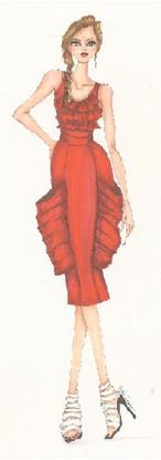 Red Haute for Teacher