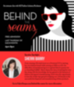 Behind the Seams digital event post_Sher