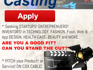 COX CABLE AND SHARKS TV ARE CALLING ALL AZ DESIGNERS!