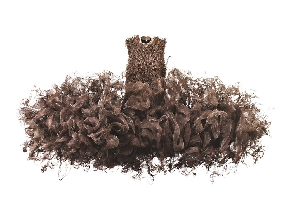 Iris van Herpen Refinery Smoke Dress