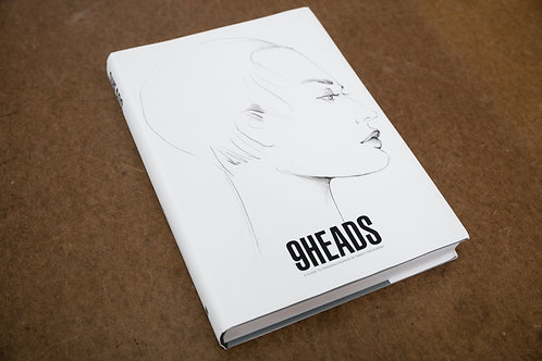 Fashion Illustration Book: 9 Heads