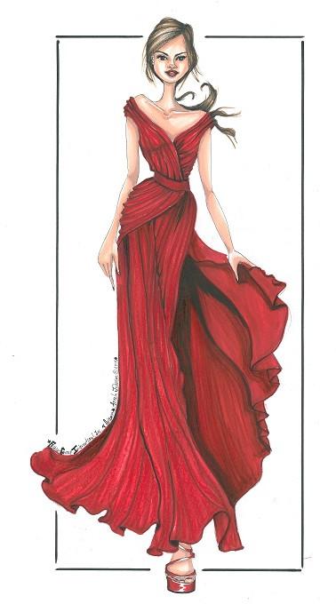 Angela Johnson FGI sketch