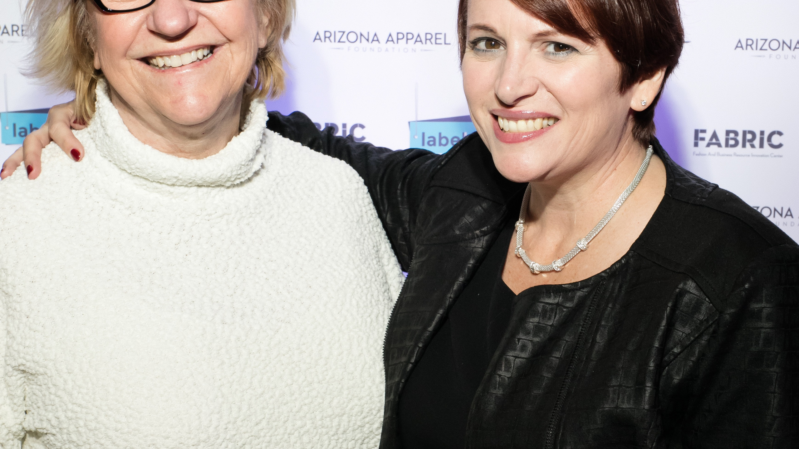 Donna and Jill