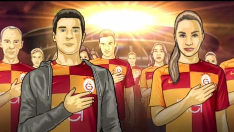 Galatasaray Forma Lansman- Mekanik Film