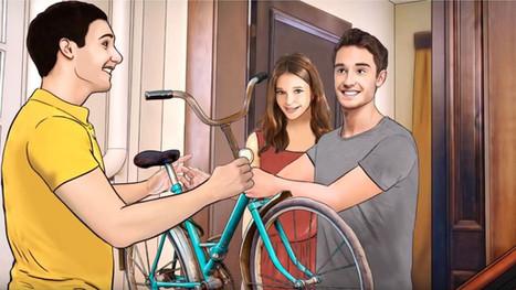 Eti Sarı Bisiklet Animatic - Güzel Sanatlar