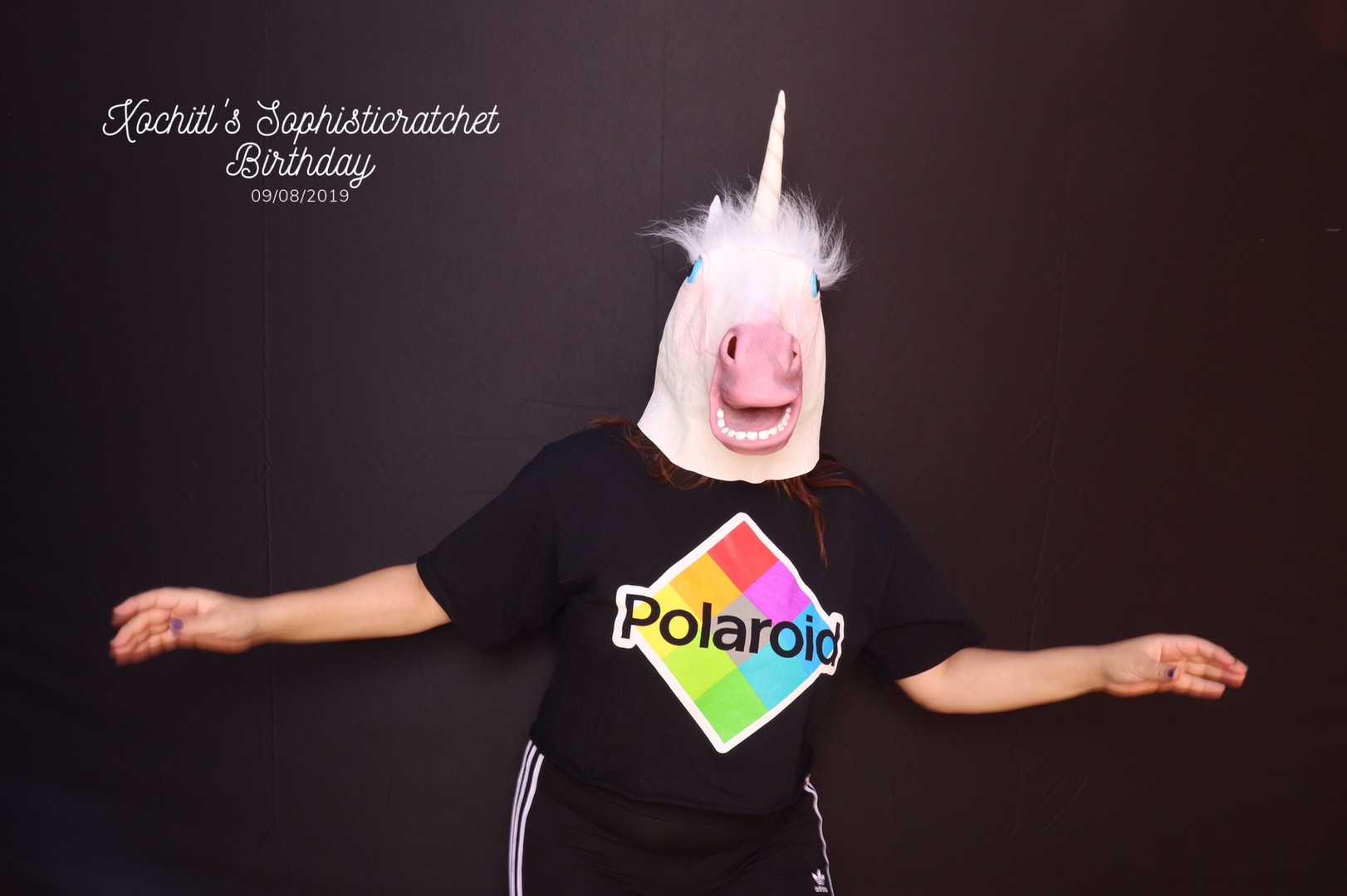 Polaroid Unicorn