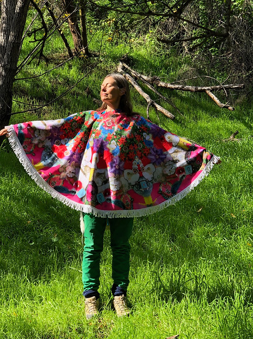 Dance with Life Wonder Being Poncho