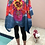 Thumbnail: Cosmic Delights Wonder Being Fluffy Poncho