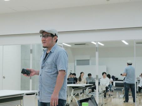 第6回 映像工房NOBU主催:監督・内田伸輝 ワークショップ 開催!9/6~9/8