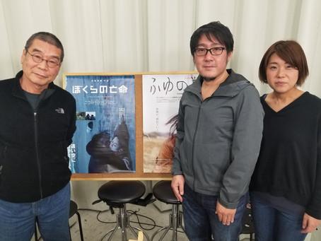 『原一男のネット de 「CINEMA塾」#015』に内田伸輝&斎藤文 出演!