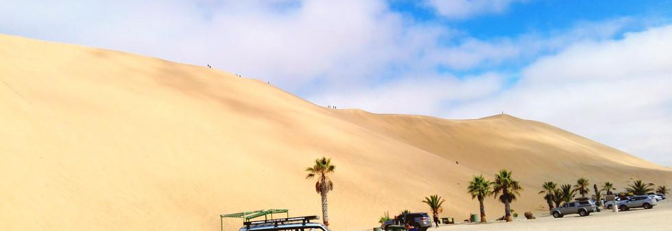 Dune 7 stop
