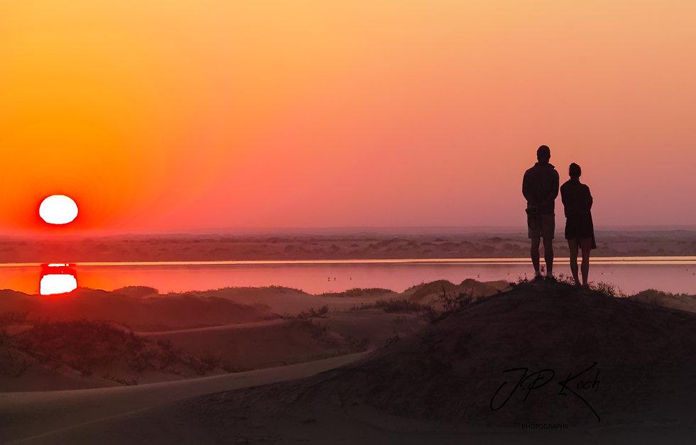 Sunrise Namib Tour