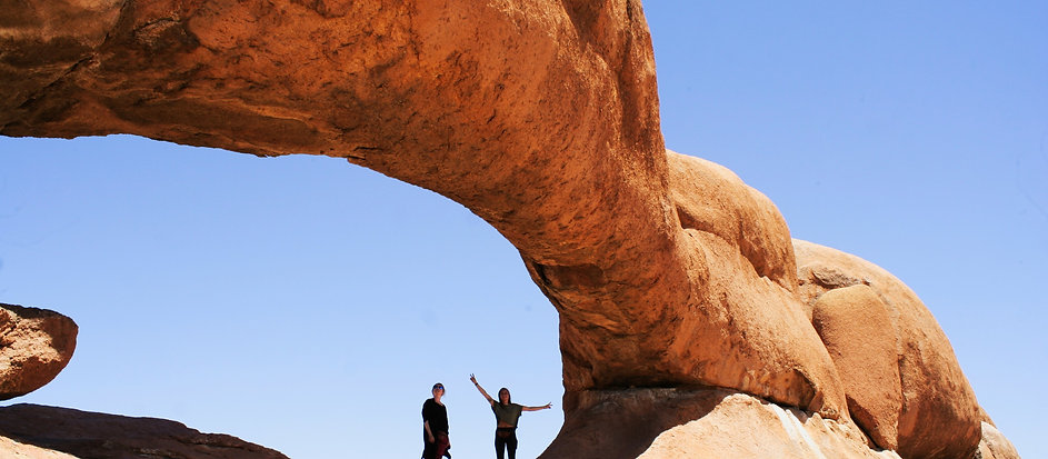 Rock Arch at Spitzkoppe.JPG