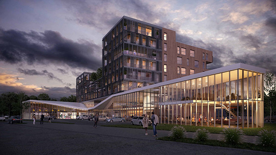 Sia architects bureau d architecture namur luxemboug