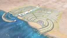 THE DOMES - SEAFRONT DEVELOPMENT - EGYPTE - ALEXANDRIE