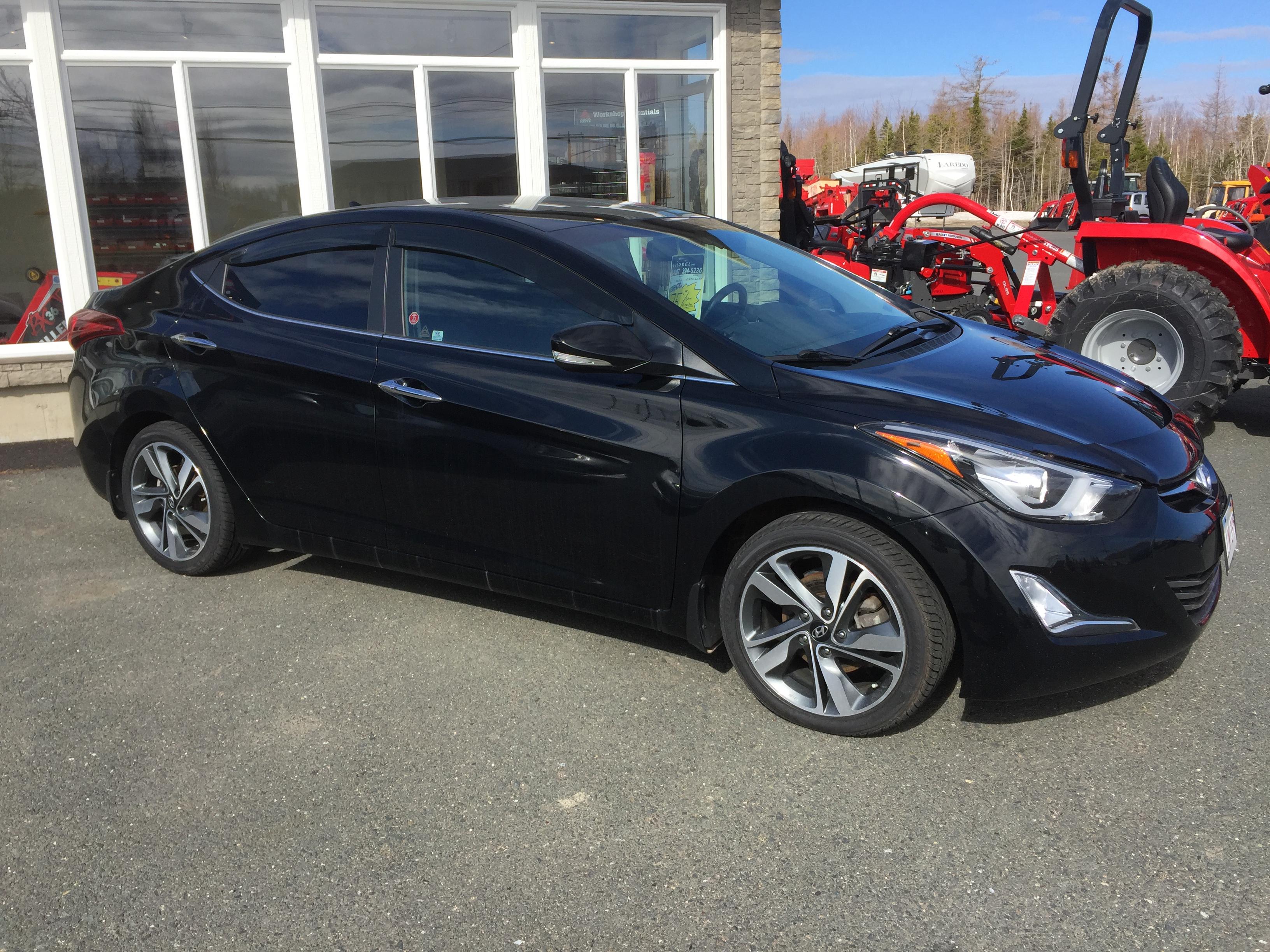 2016 Hyundai Elantra Ltd