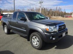 2010 Toyota Tacoma TRD
