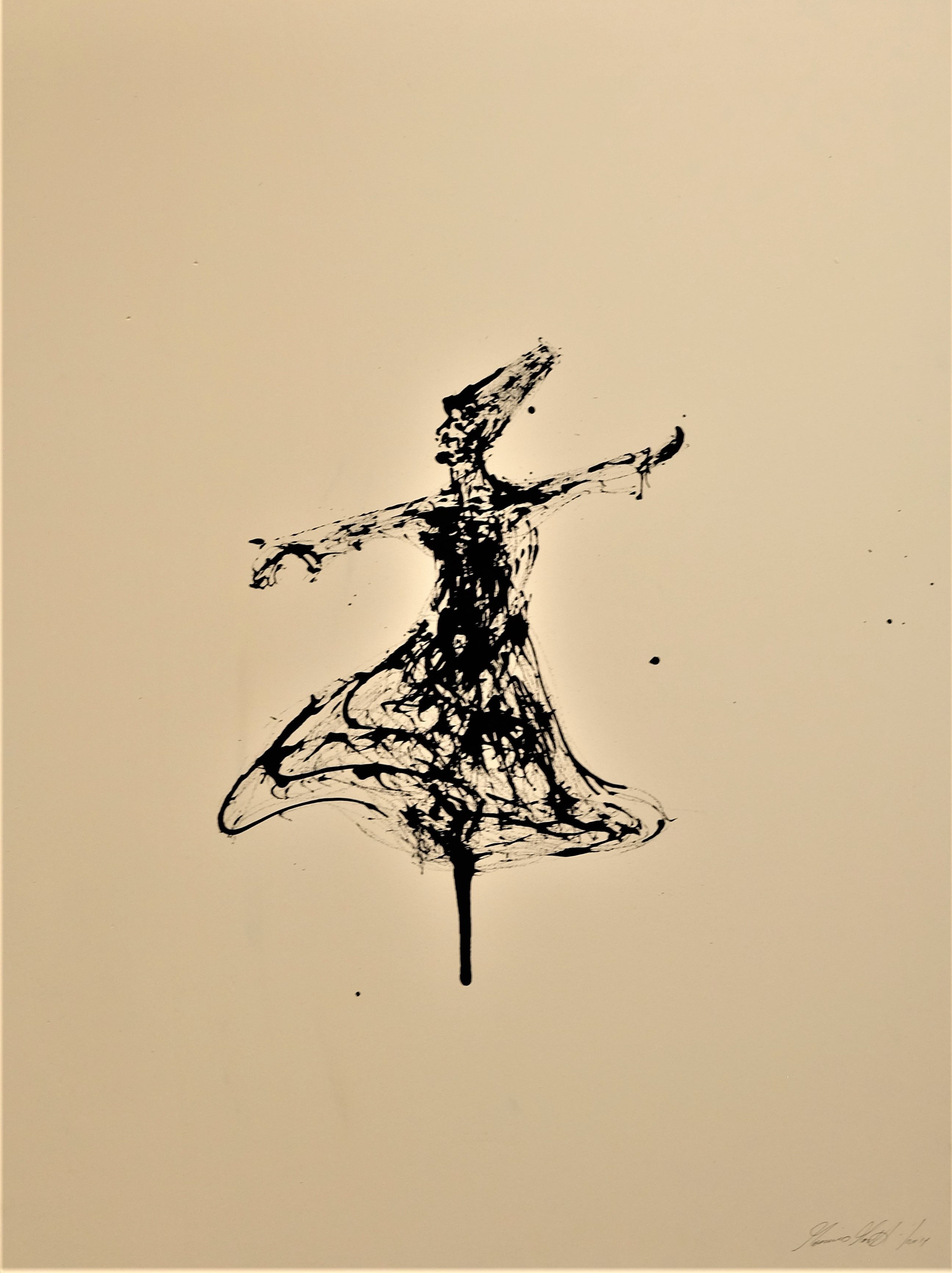 Inkpromptu Op.151 | Sufi dance #8