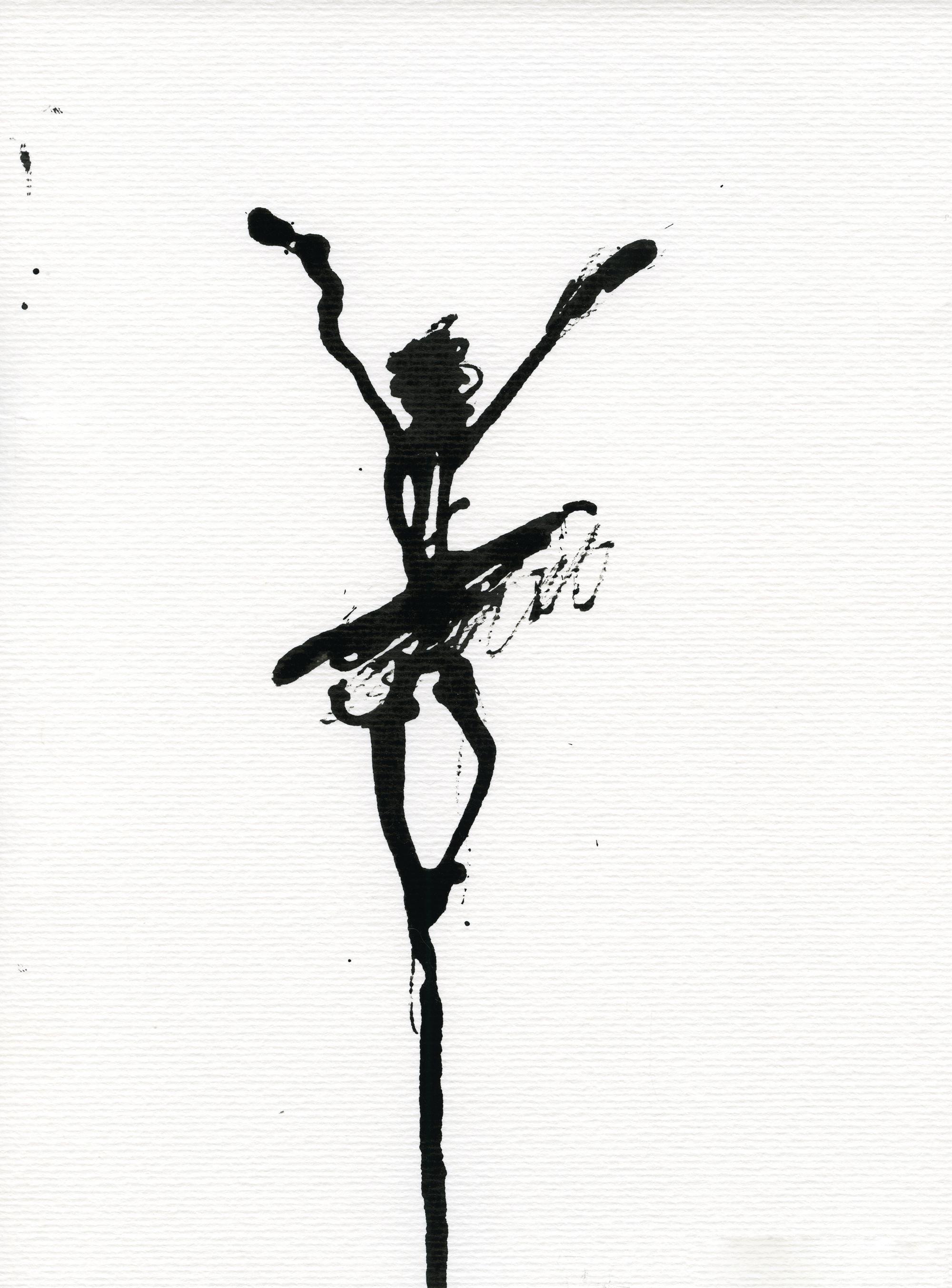 Inkpromptu Op.22 | Dancer #6