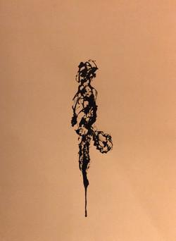 Inkpromptu Op.64 | L'uomo con la chitarra
