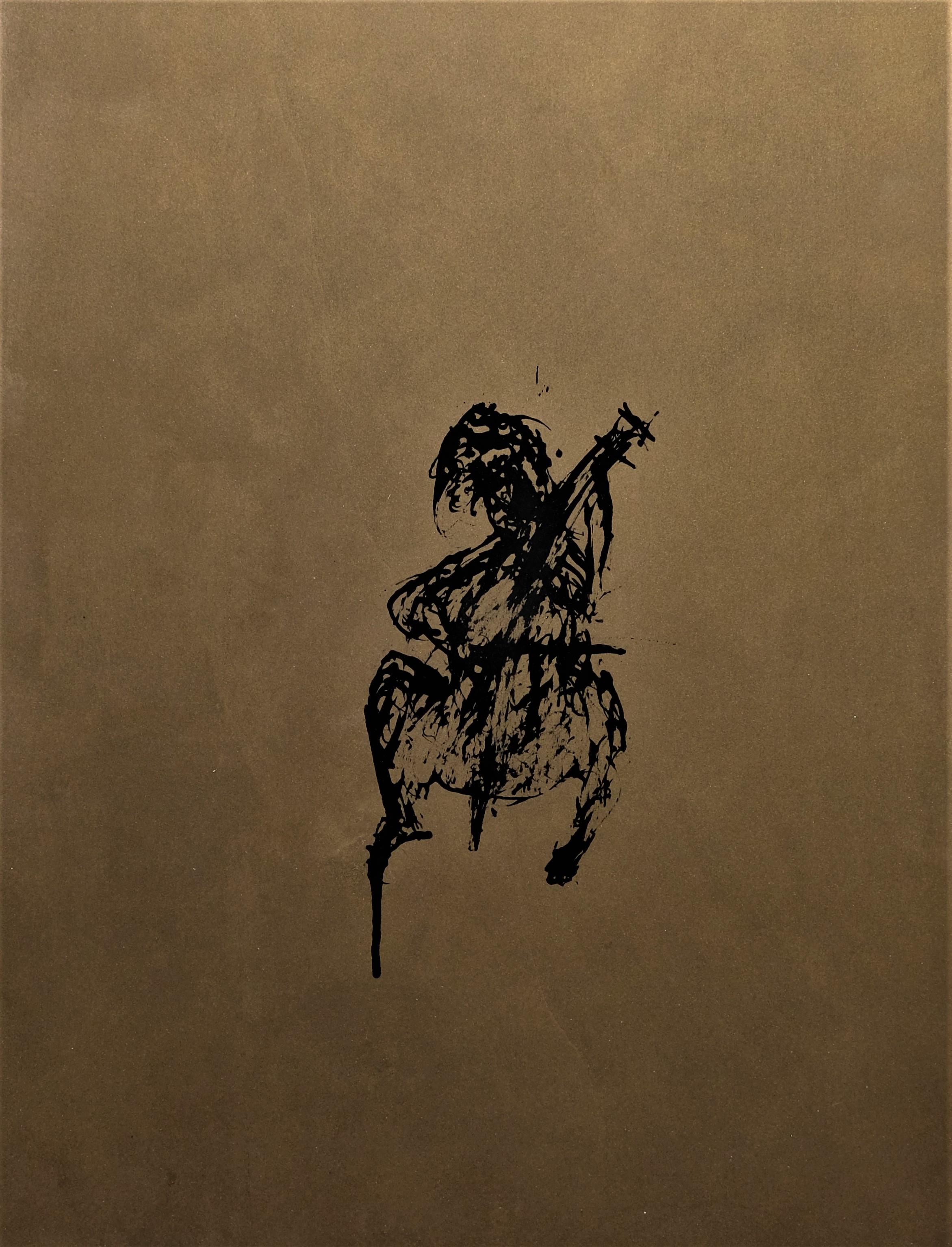 Inkpromptu Op.135   Violoncellista #8