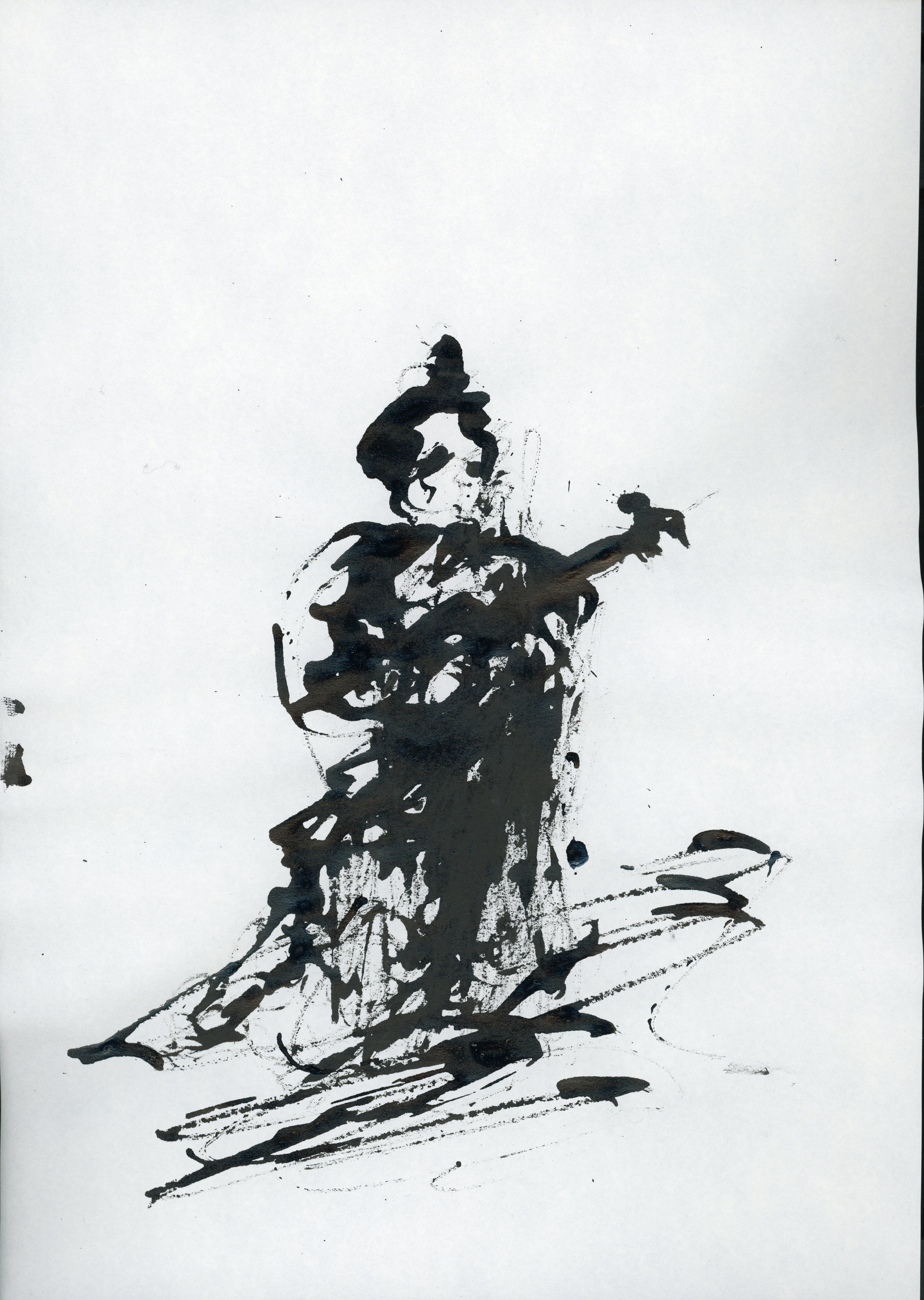 "Inkpromptu Op.31 | ""Gloria"""