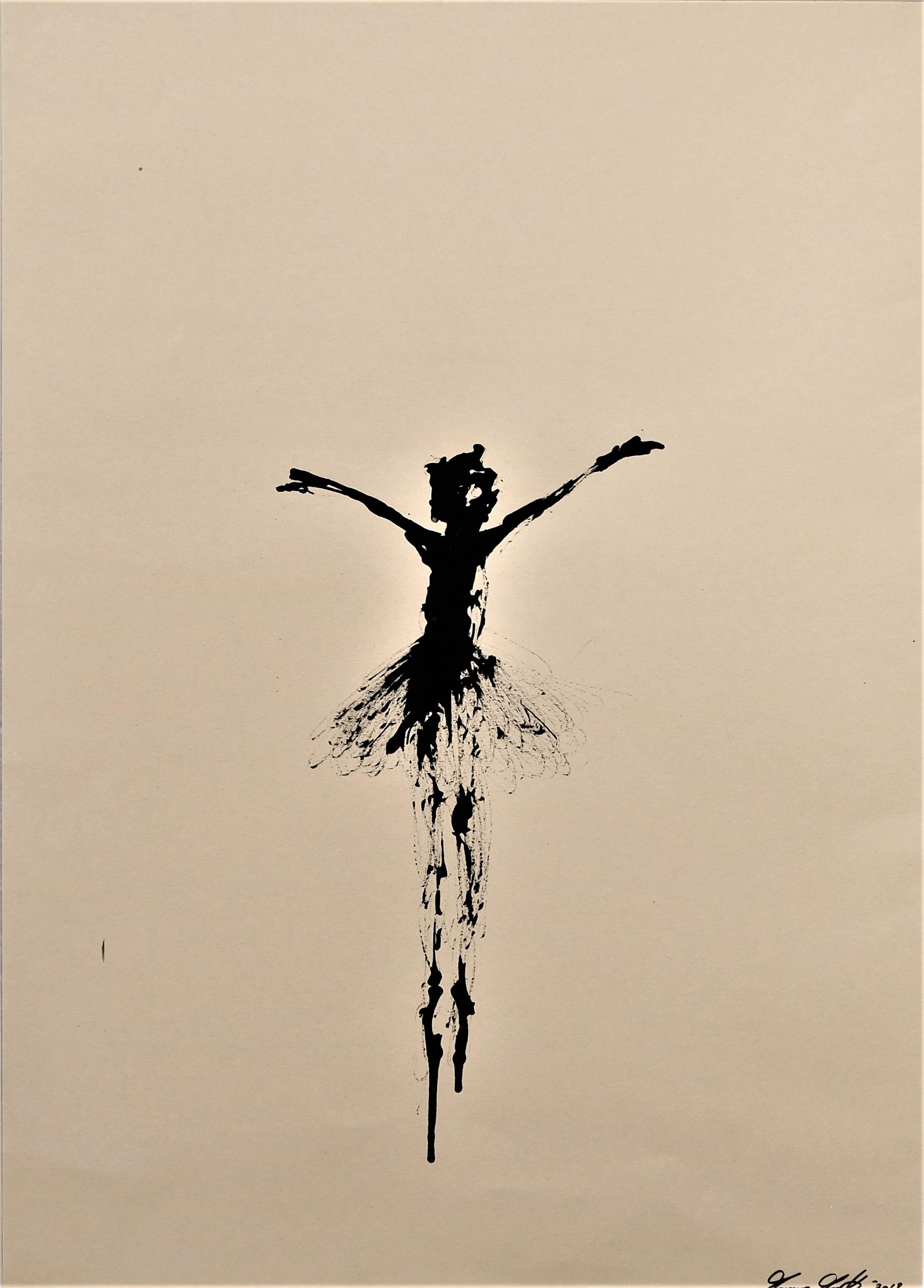 Inkpromptu Op.70 | Dancer #18