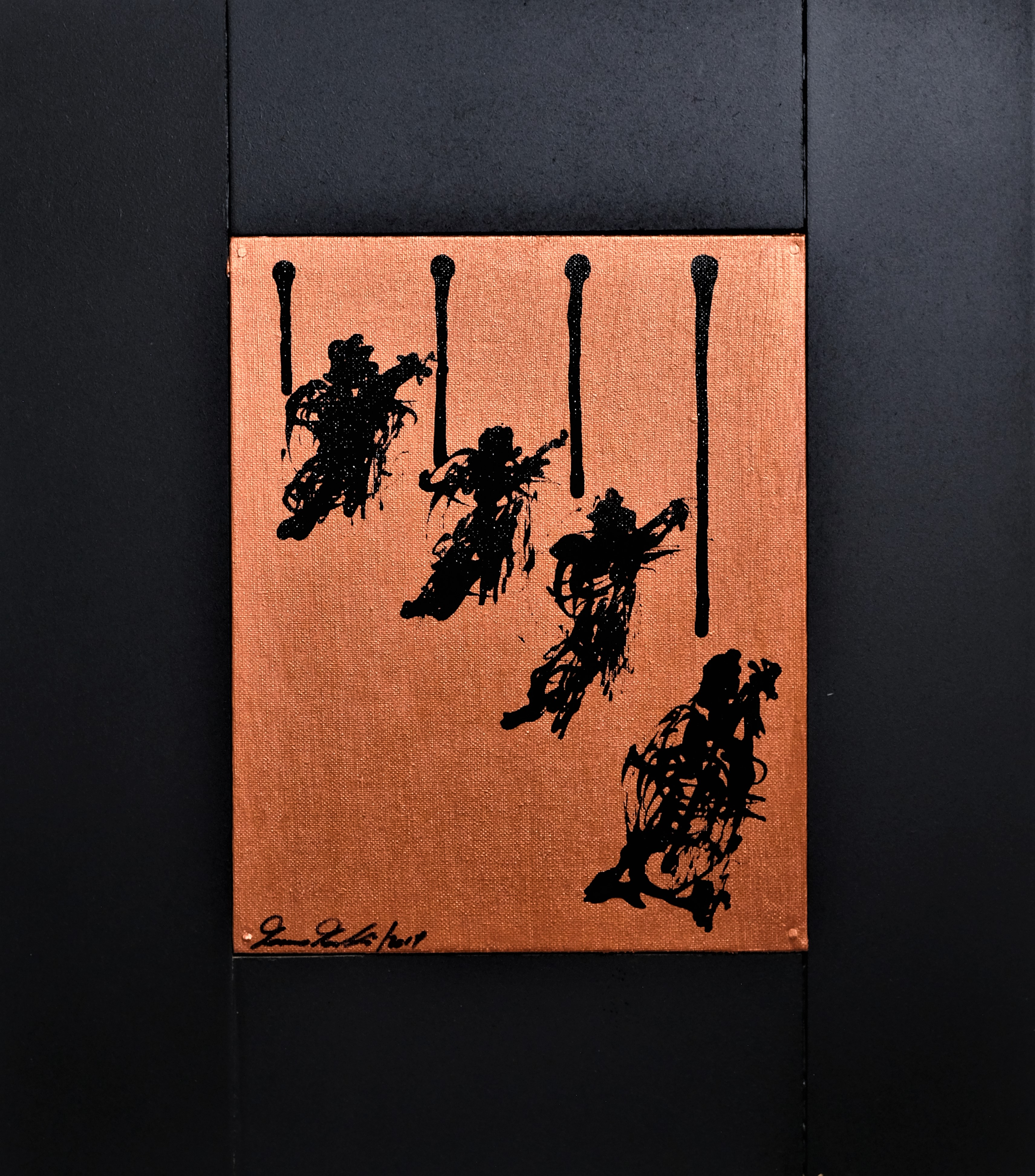 Inkpromptu Op.141 | String Quartet #22
