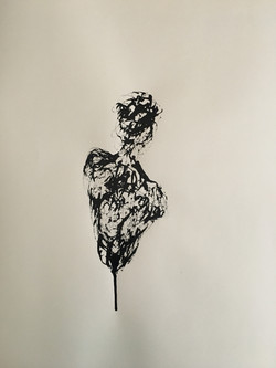 Inkpromptu Op.202 | Madre col bambino