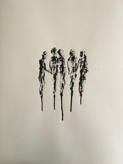 "Inkpromptu Op.195 | ""Senza titolo"""