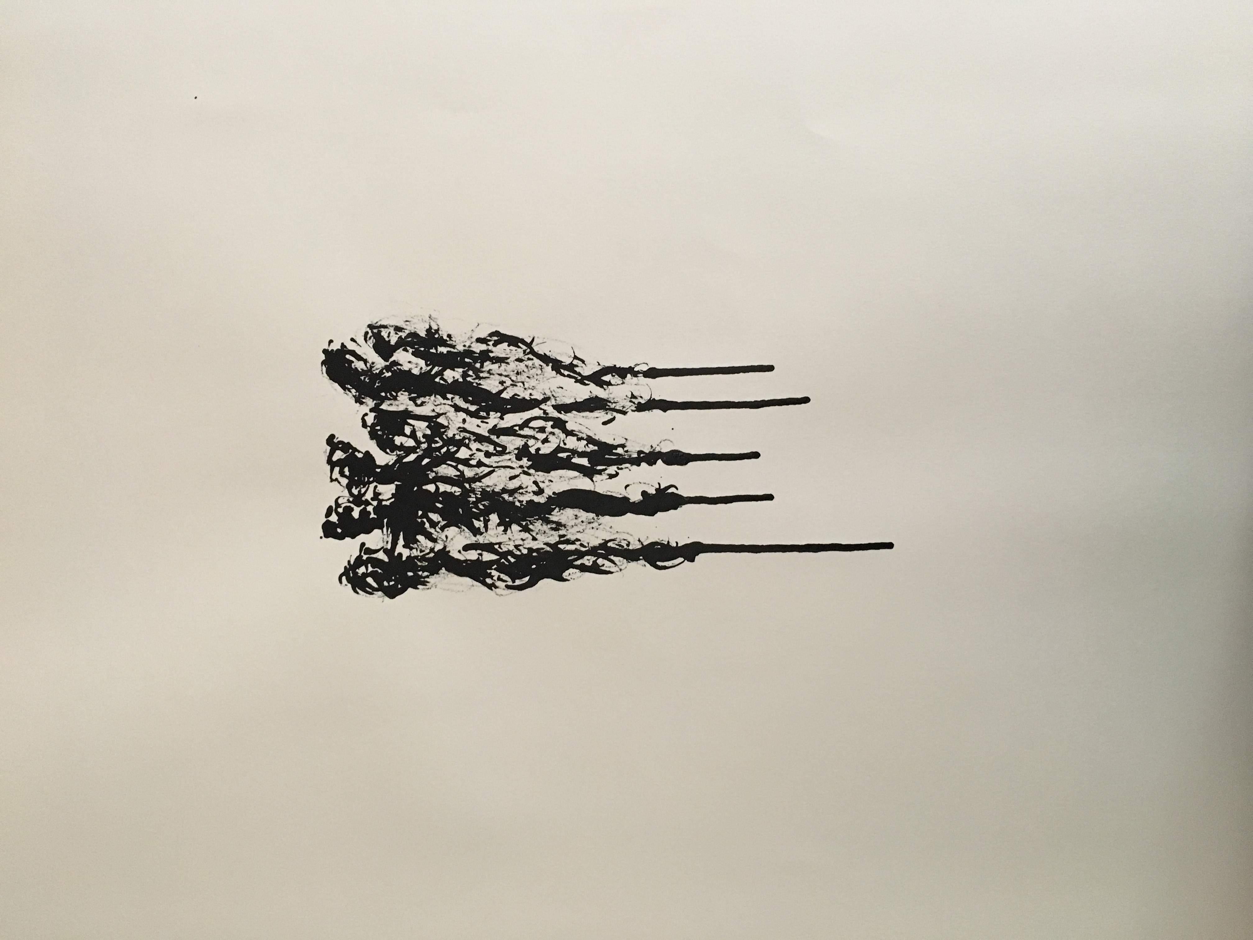 "Inkpromptu Op.197 | ""Senza titolo"""