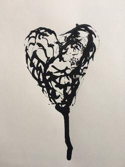 Inkpromptu Op.120 | The lovers #3