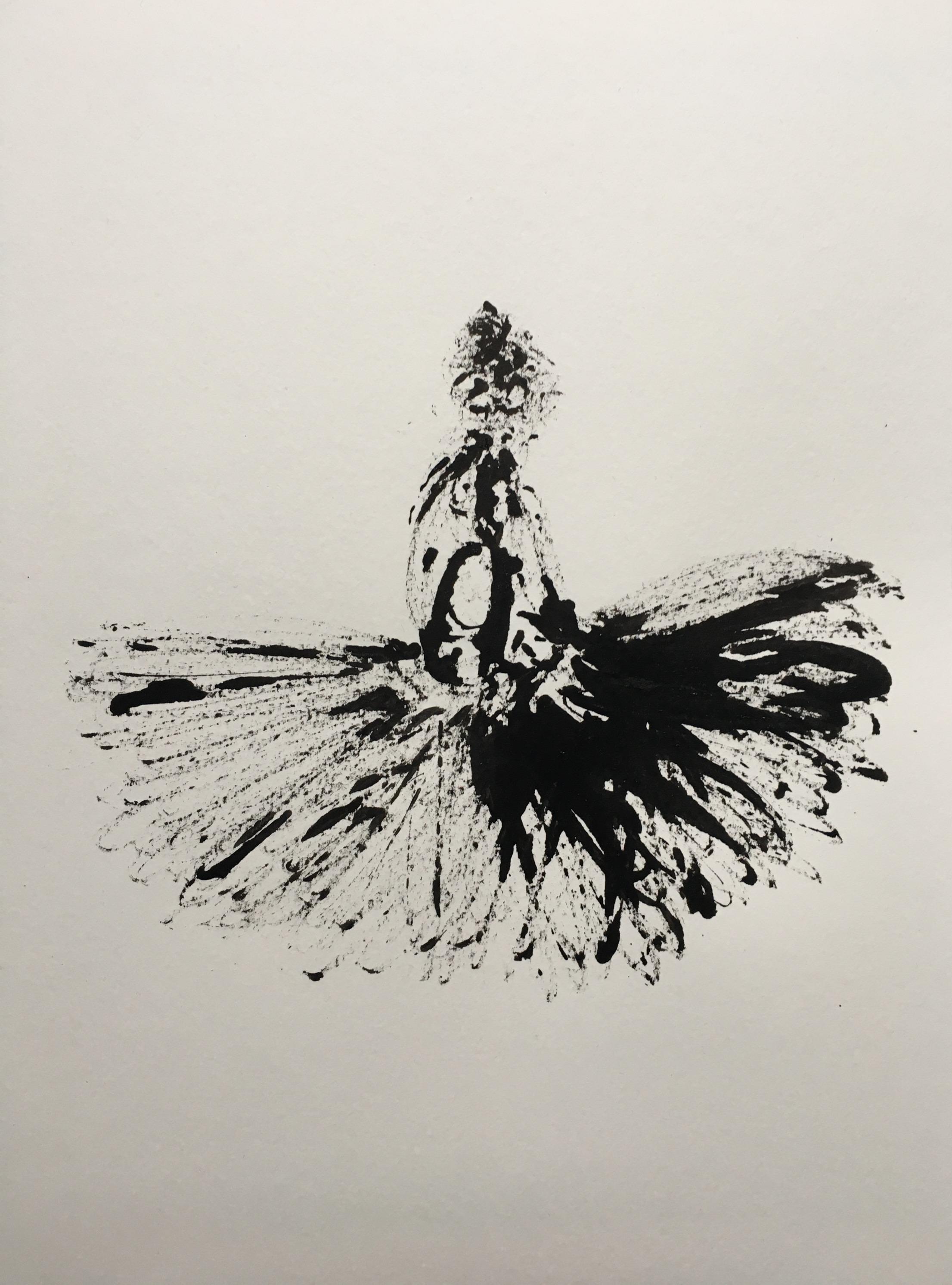 Inkpromptu Op.191 | Il riposo della ballerina