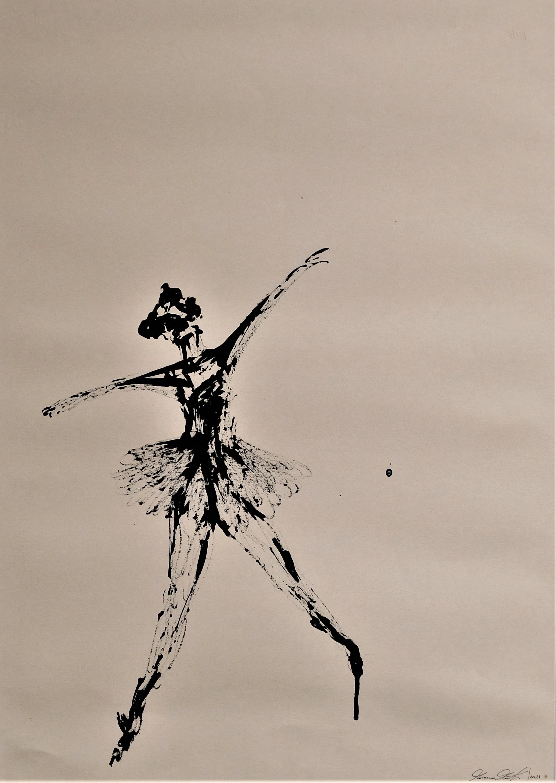 Inkpromptu Op.79 | Dancer #19