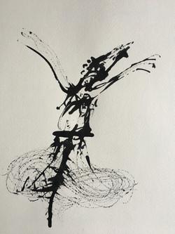Inkpromptu Op.211   Sufi dancer